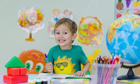 ABC początkującej nauczycielki – praca z dziećmi.